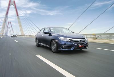 Người Thái chuộng ôtô Honda nhất năm 2017
