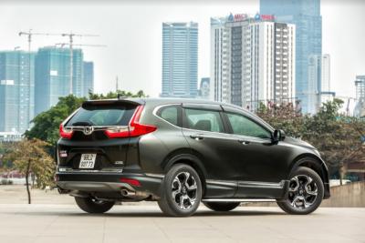 Thông báo mức giá bán lẻ đề xuất mới của Honda CR-V