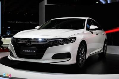 """Honda Việt Nam tham gia Triển lãm Ô tô Việt Nam 2019 với chủ đề """"Tăng tốc cùng Ước mơ"""""""